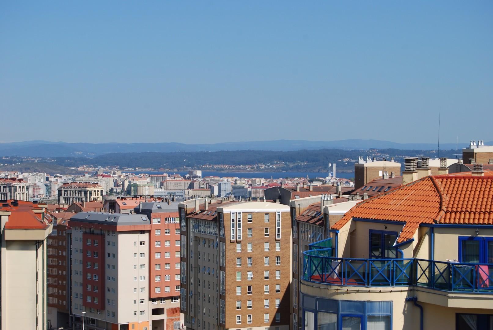 Duplex en venta en A Coruña