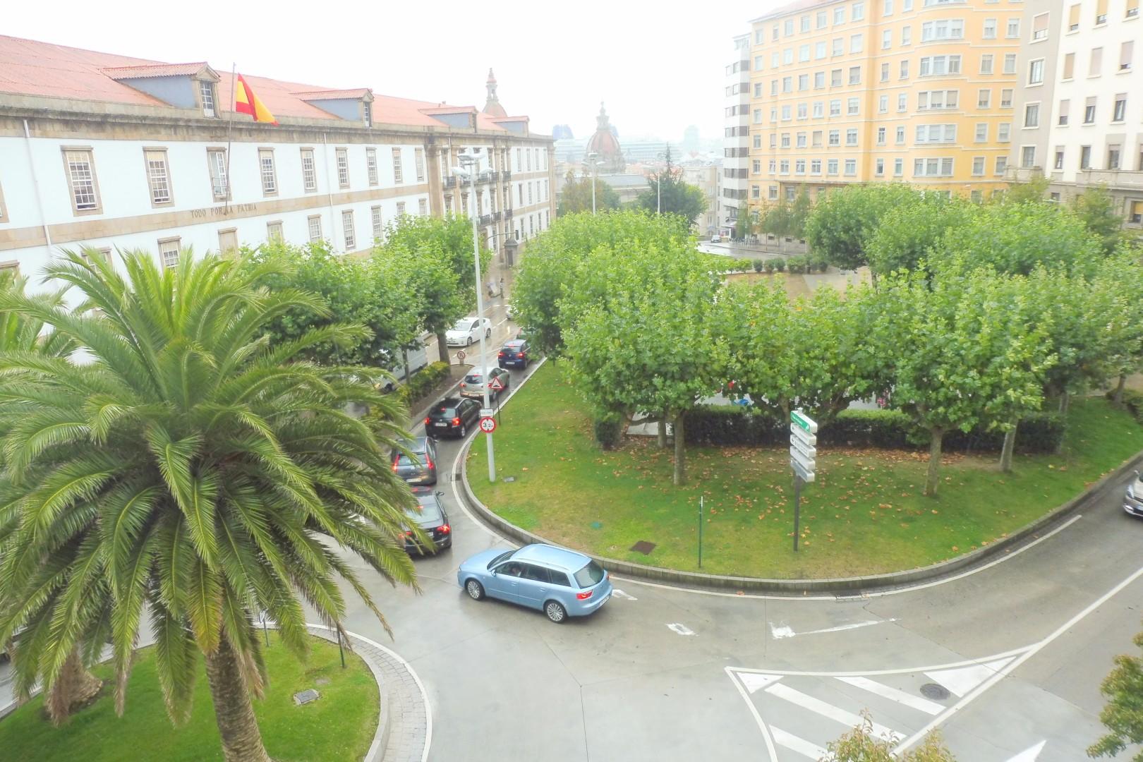 Alquiler y venta de pisos en ciudad vieja plaza de espa a - Alquiler pisos coruna ciudad ...